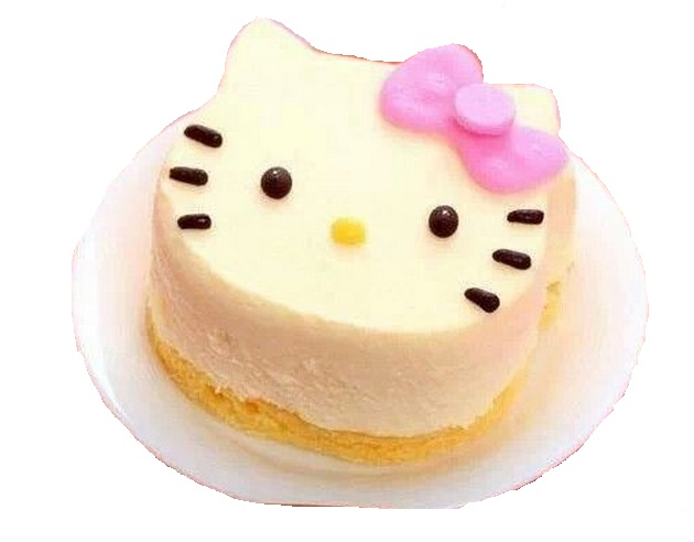 Hello Kitty Cheesecake