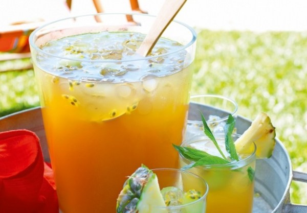 Honeydew Melon Summer Punch