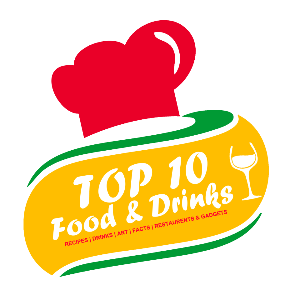 Top 10 Food & Drink Logo