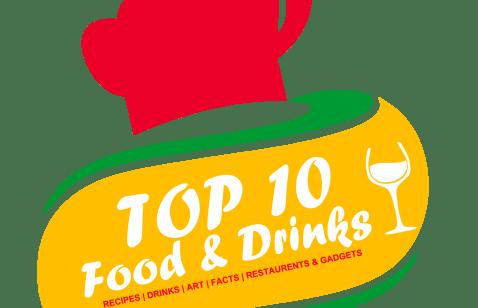 Top 10 Food & Drink Logo