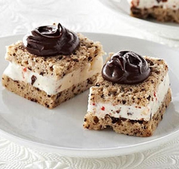 Peppermint Dream Ice Cream Sandwiches