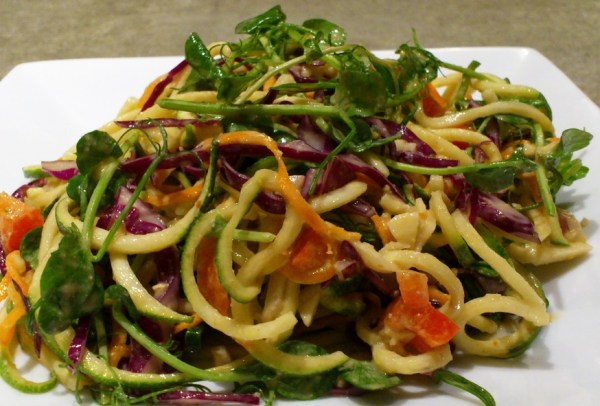 Zucchini Noodles