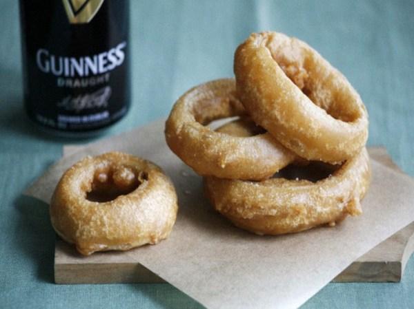 Guinness Battered Onion Rings