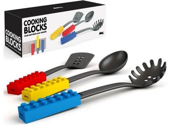 LEGO Kitchen Utensil Set