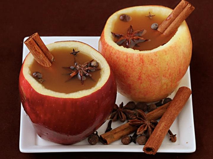 Apple Cider Cups