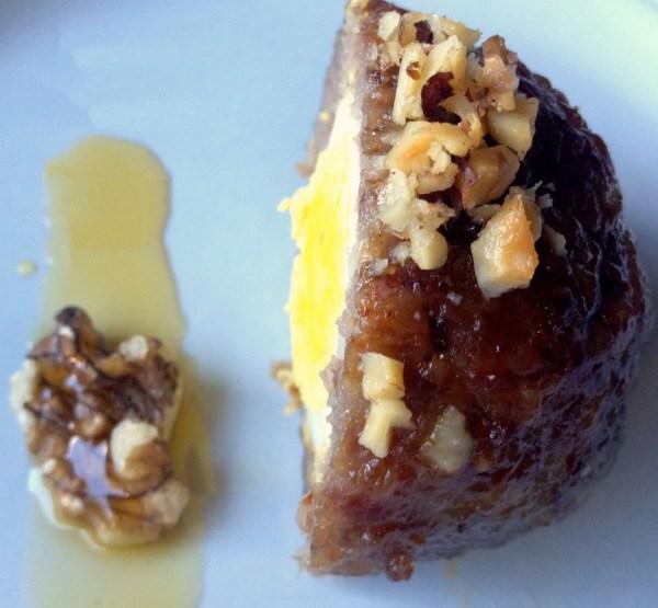 Maple Walnut Scotch Eggs