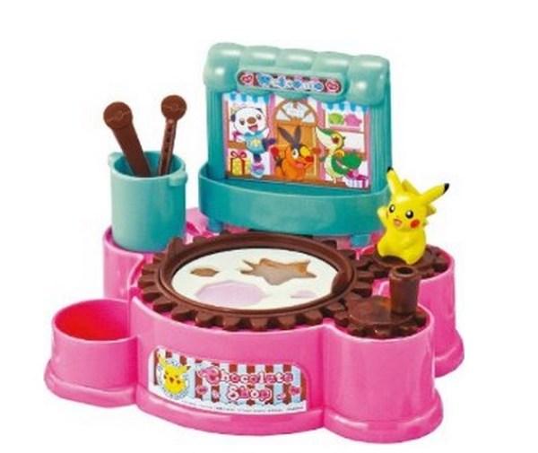 Pokemon Chocolate Shop