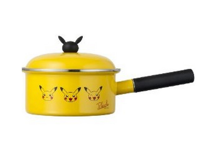 Pikachu Saucepan and Lid