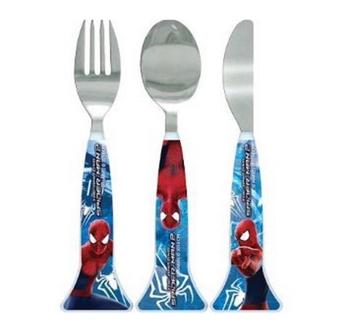Spider-Man Cutlery