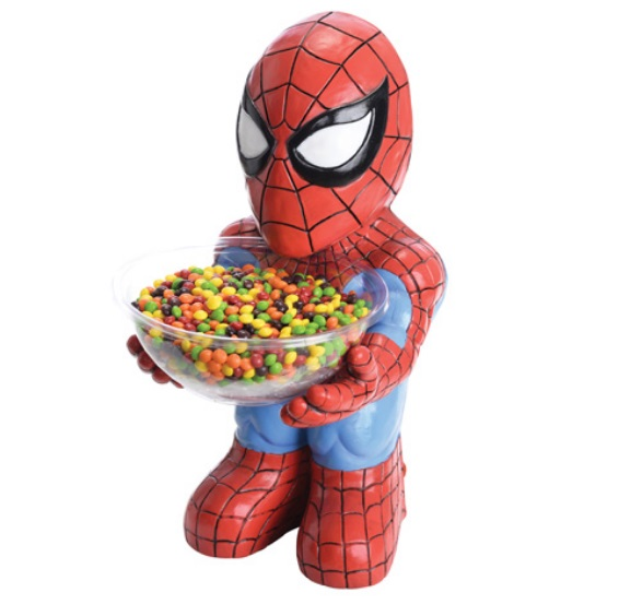 Spider-Man Bowl Holder