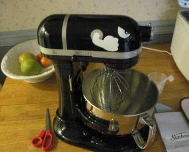 Bullet Bill Kitchen Mixer