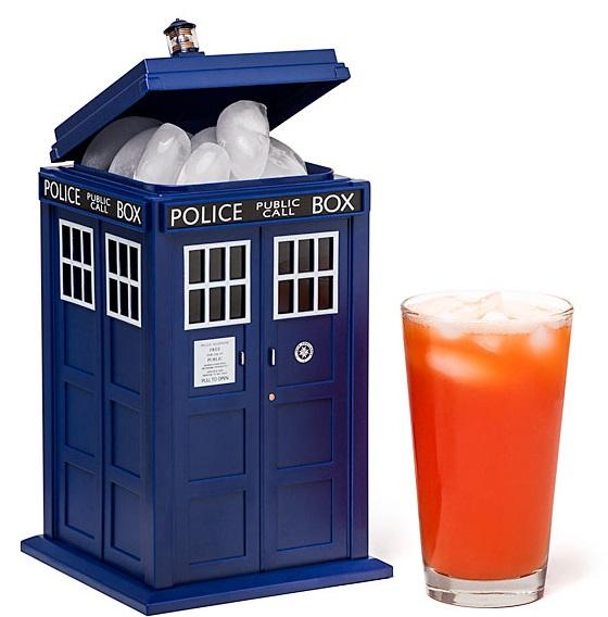 TARDIS Ice Bucket