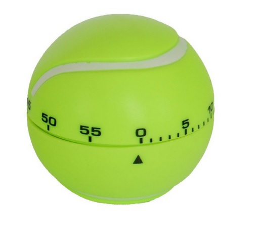 Tenis Ball Kitchen Timer
