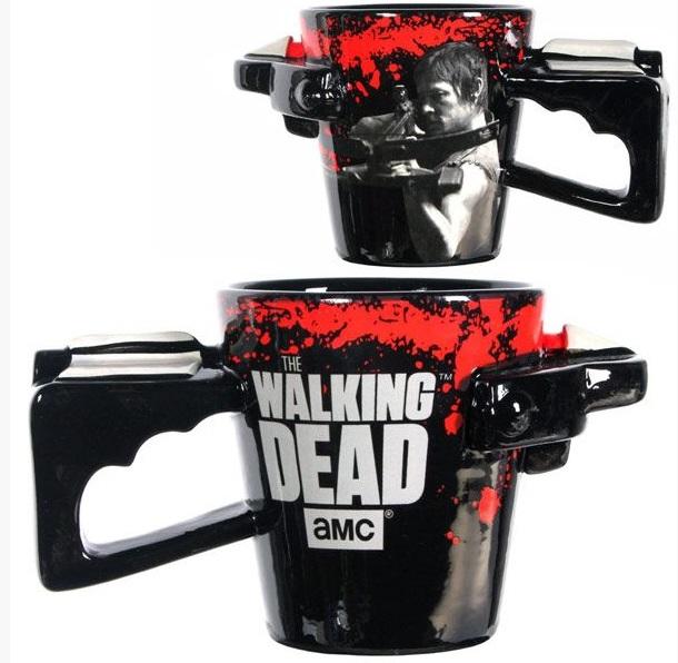 The Walking Dead Crossbow Coffee Mug