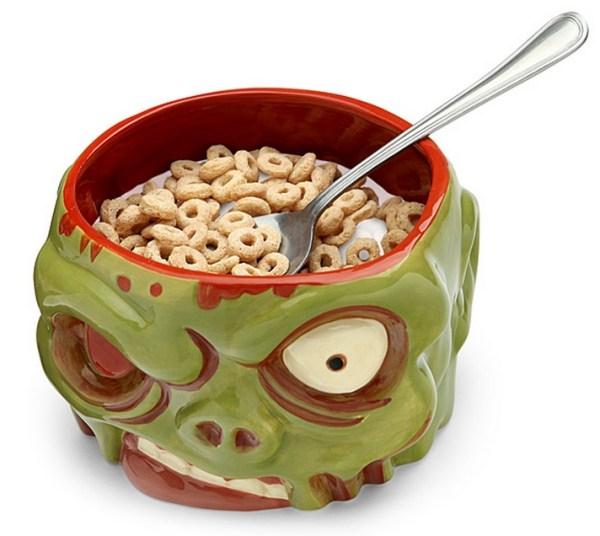 Zombie Head Bowl