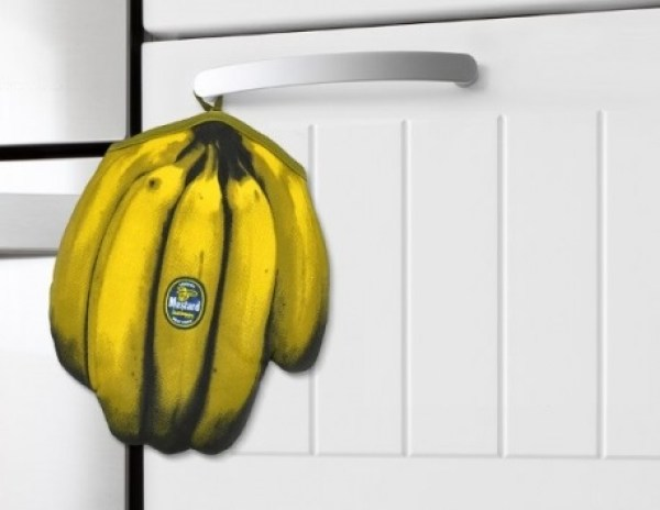 Cool Bananas Oven Mitt