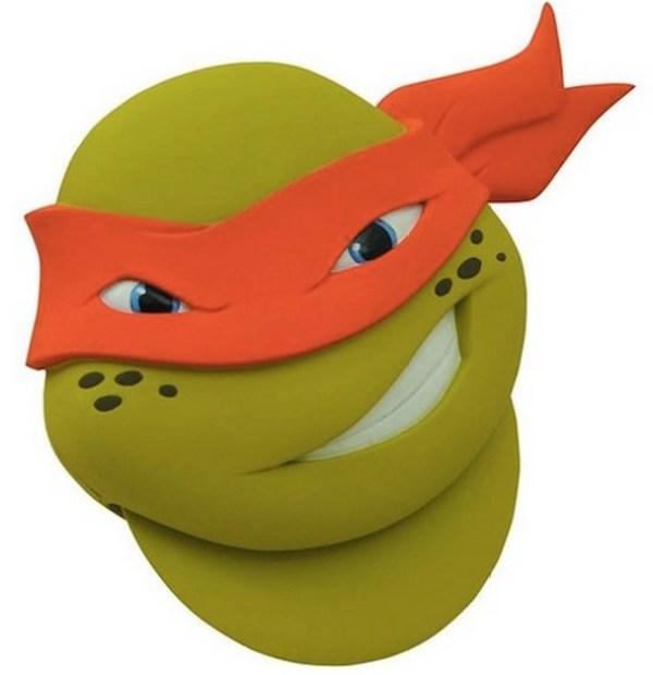 Teenage Mutant Ninja Turtles Pizza Cutter