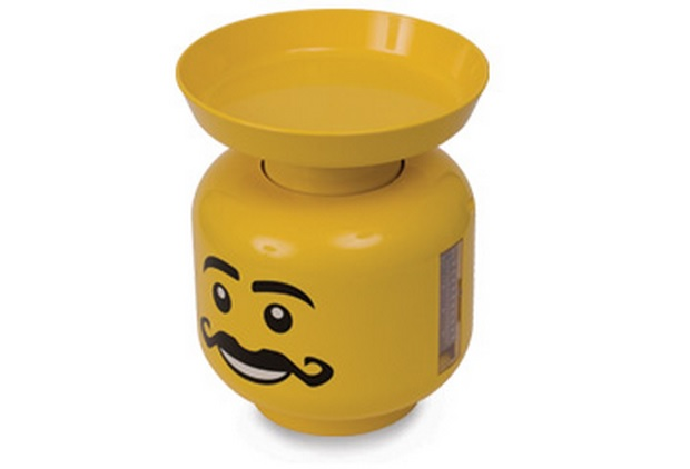 Lego Head Kitchen Scales