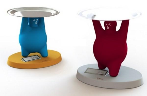 Alessi Kitchen Scales