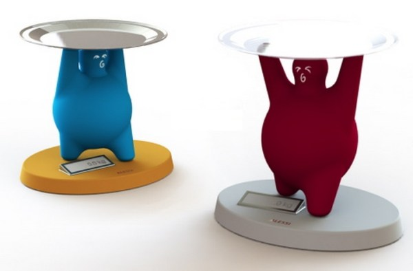 Alessi Kitchen Scales