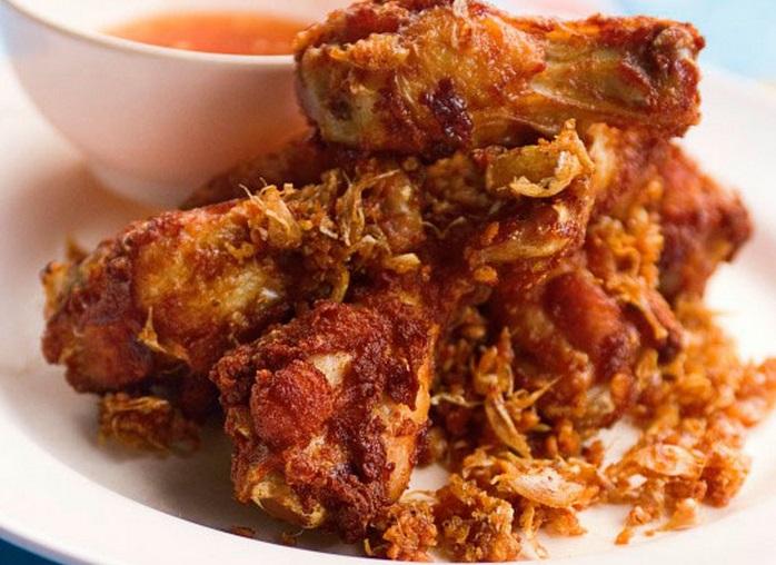Thai Deep-Fried Chicken Recipe