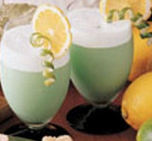 Leprechaun Lemon and Lime Drink