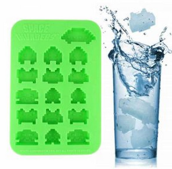 Atari Space Invaders Ice Cube Tray