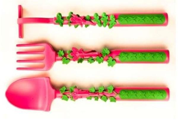 Garden Fairies Cutlery Set