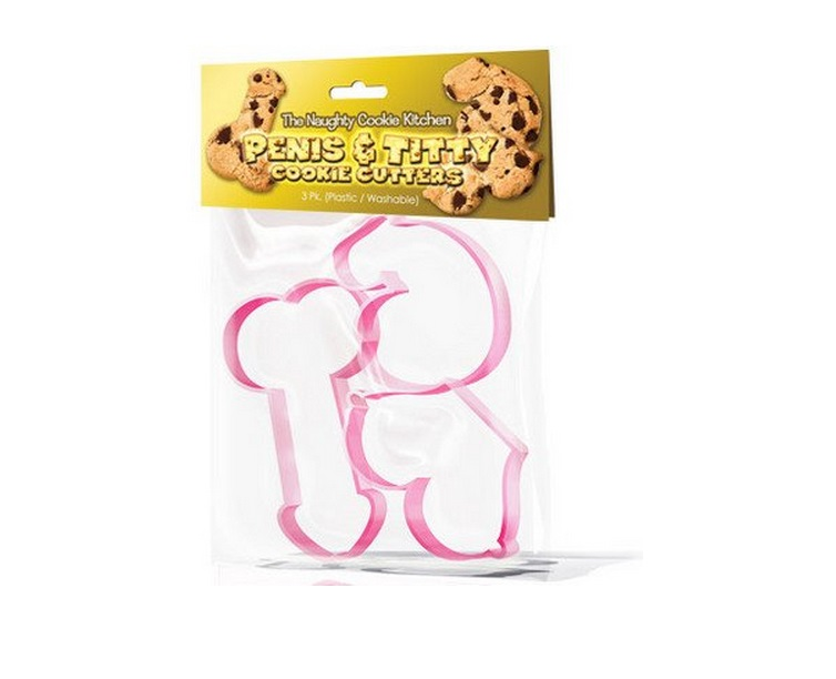 Naughty Cookie Cutters