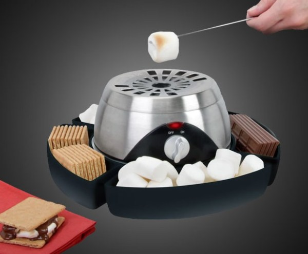 Flameless Indoor Marshmallow Roaster
