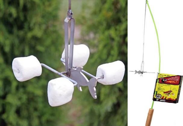 Fishing Pole Roaster