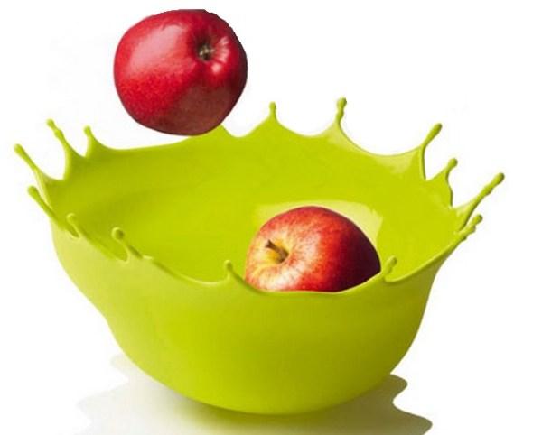 Splash Drop Fruit Bowl