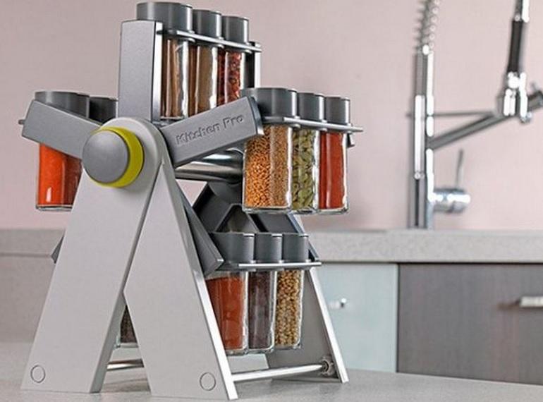 Ferris Wheel Spice Rack