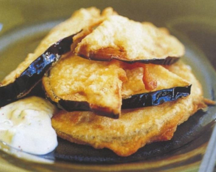 Eggplant Tempura Recipe