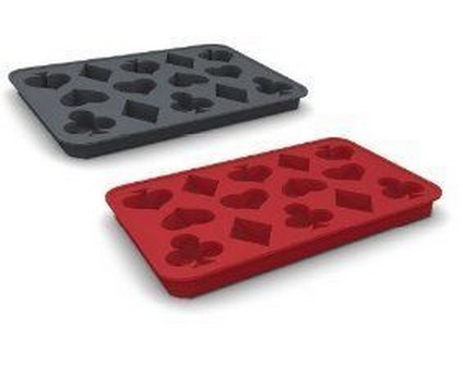 Playing Card Ice Cube Trays