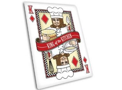 Playing Card Worktop Saver