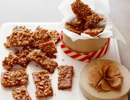 Graham Cracker Homemade Toffee