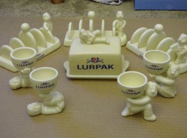 Lurpak Breakfast Set
