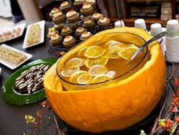 Great Pumpkin Punch