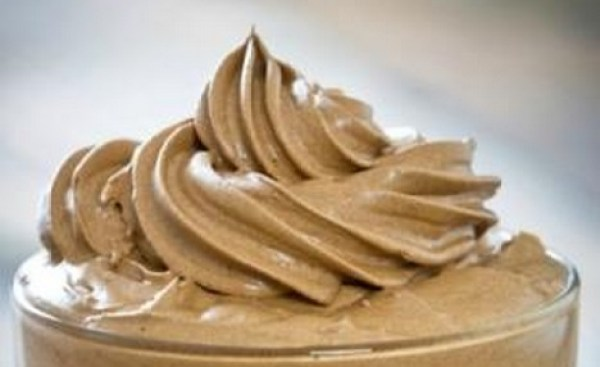 Chocolate & Coffee Cognac Whipped Cream