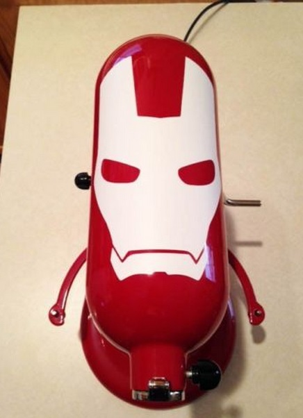 Iron Man Food Mixer