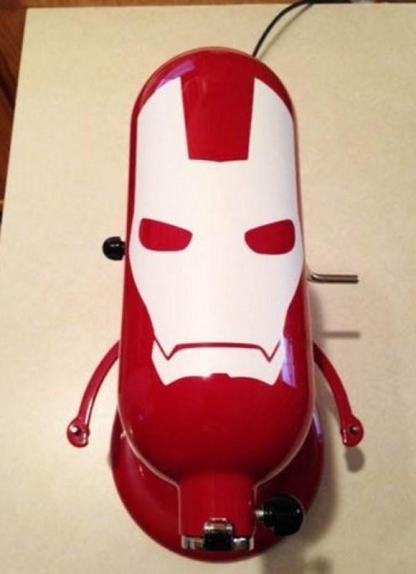 Iron Man Food Mixer