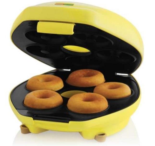 Electric Doughnut Maker