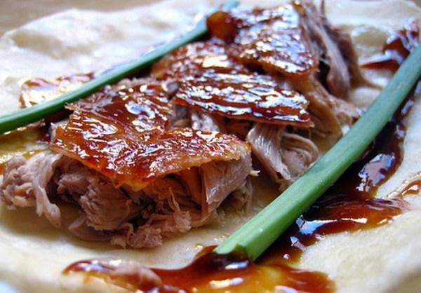 Peking Duck Wrap