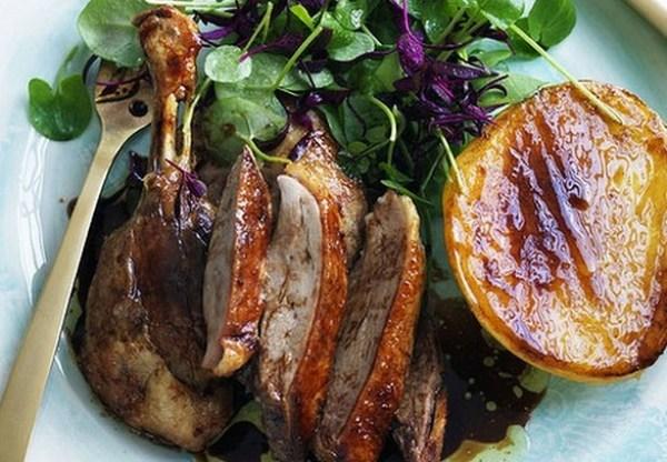 Twice-roasted Peking Duck