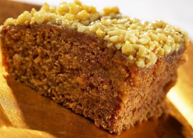 Irish Oatmeal Cake