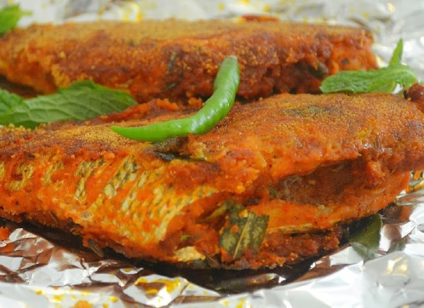 Hot and Spicy Fish Fry