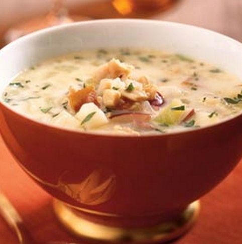 Plum Island Sound Clam Chowder