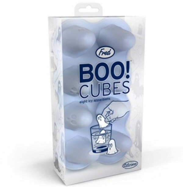 Boo Ghosts Ice Cube Tray