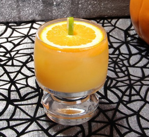 Jack-o'-Lantern Cocktail